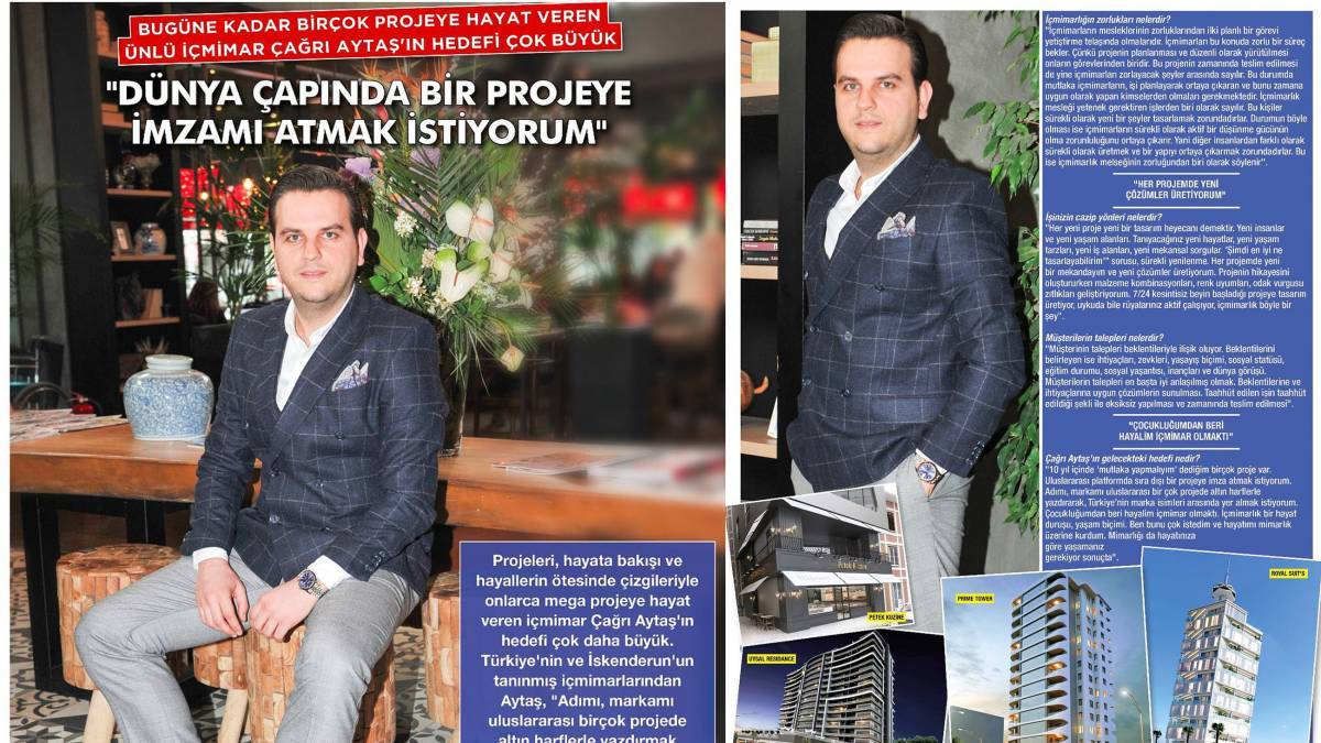 FASHION VIP Adana | Interview